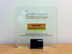 Great London Enterprise - Awards 2017