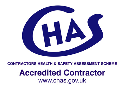CHAS - Contractors Health & Safety Assessment Scheme - One Call Building Services is an Accredited Contractor