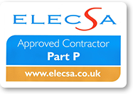 Elecsa - One Call Building Services is an Approved Contractor Part P